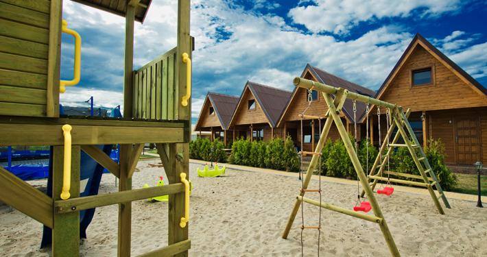 Sarbinowo domki letniskowe, wakacje nad morzem