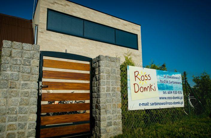 Ross Domki, domki do wynajęcia nad morzem, Sarbinowo