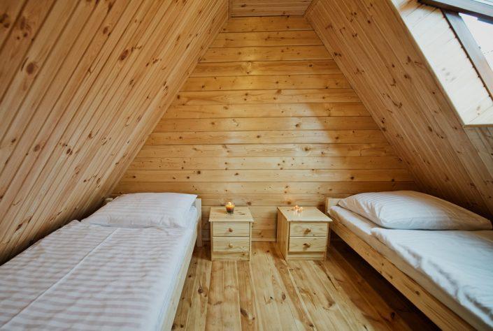 Pokoje dwuosobowe, domki do wynajęcia nad morzem, Sarbinowo
